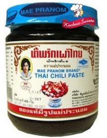 tajska pasta chili