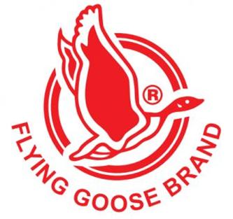 flying goose logo