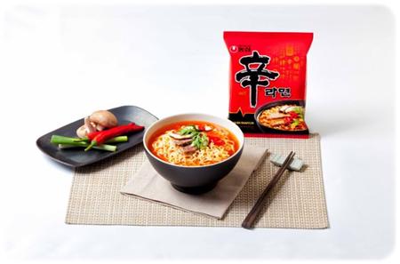 shin ramyun noodle