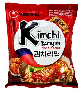 kimchi ramyun nongshim