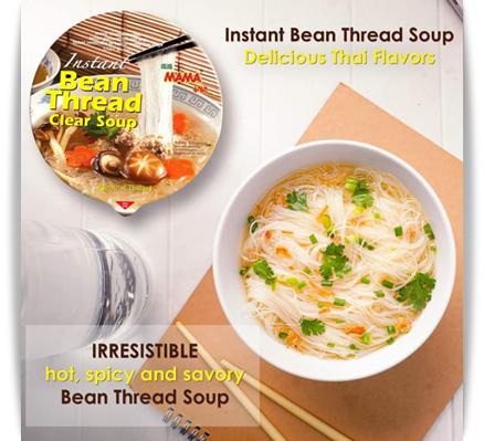 Bean Thread Clear Soup