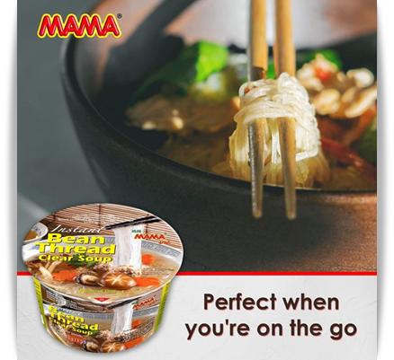 MAMA glass noodle