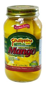 mango w syropie