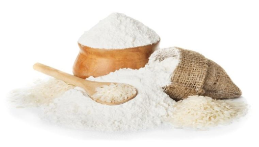 mąka z białego ryżu kleistego