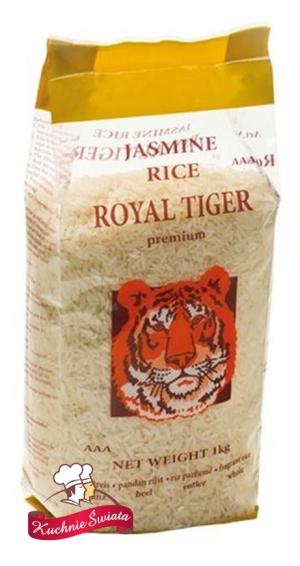 ryż jaśminowy zapach