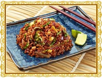 czerwony ryż gotowanie