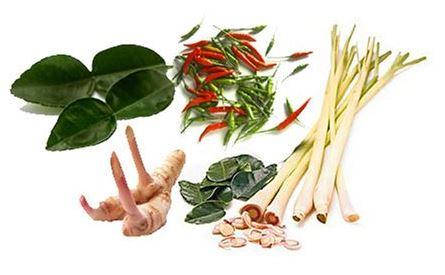 frozen vegetables for tom yum soup