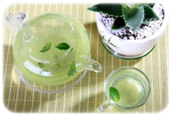 herbata aloesowa