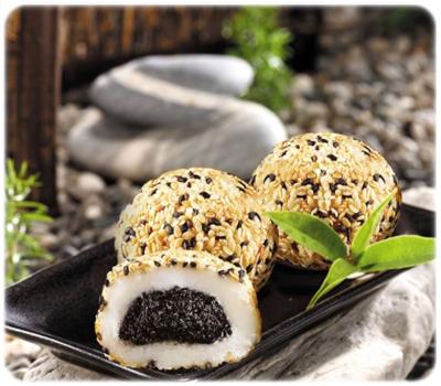 lychee mochi