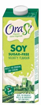 mleko sojowe bez cukru