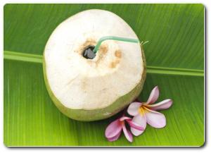 sok kokosowy