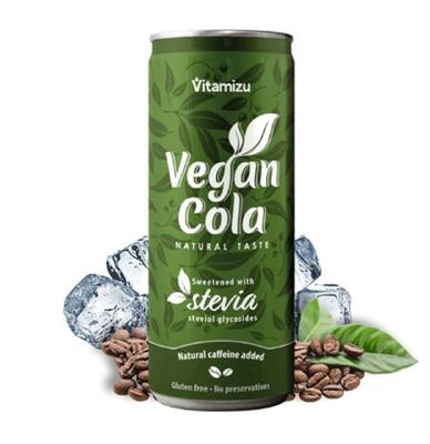 wegańska cola