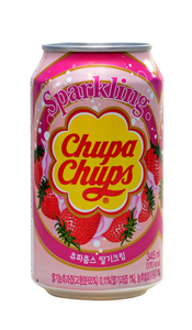 Chupa Chups strawberry and cream