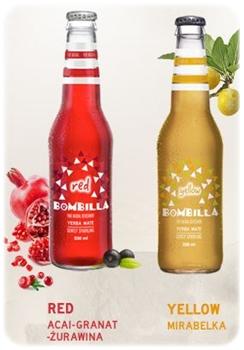 bombilla red sprakling