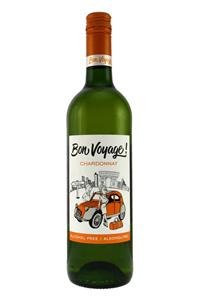 białe wino bezalkoholowe chardonnay