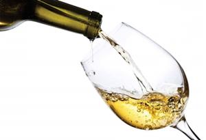 białe wino bezalkoholowe