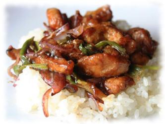 Czarny ocet ryżowy przepis