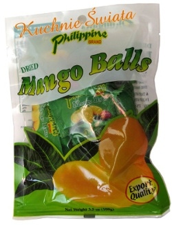 Dried Mango Balls