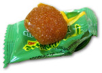 dried mango ball