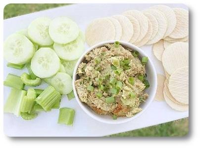 Krakersy Quinoa