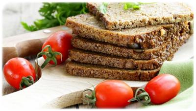 chleb razowy bezglutenowy