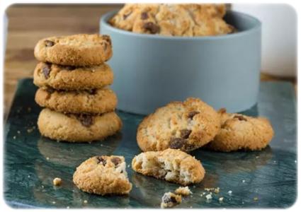 choco chip cookie schar