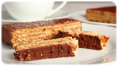 quadritos wafelki czekoladowe