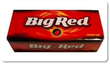 Guma big red