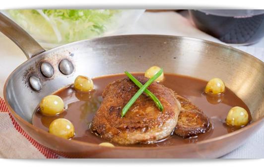 wątróbka foie gras