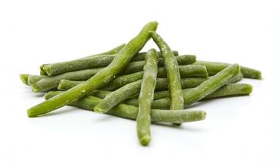 frozen whole green bean