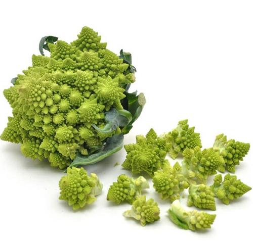 frozen romanesco cauliflower