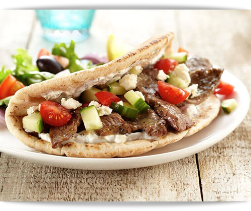 how to use pita bread