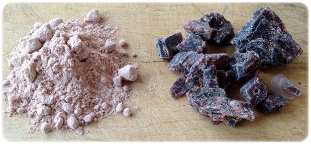 czarna sól