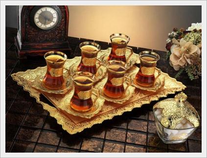earl grey do ghazal tea