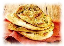 chleb indyjski naan