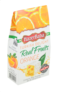 turkish delight orange