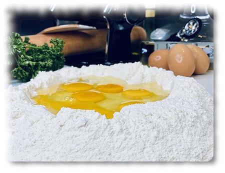 mąka na makaron