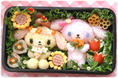 ryż do sushi bento