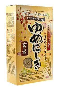 ryż brązowy z włoch