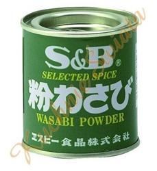 wasabi powder S&B