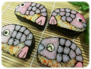 wodorosty do sushi