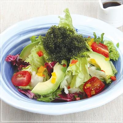 japanese salad umi budo