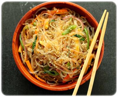 sweet potato starch noodles