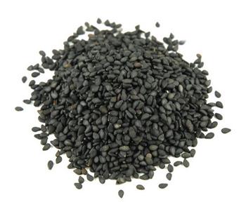 sezam czarny prażony
