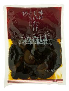 grzyby shiitake