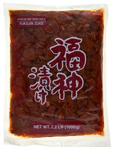 marynowane warzywa fukujinzuke