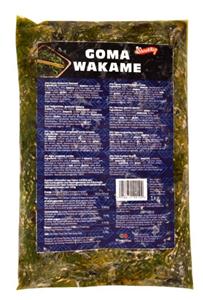 frozen goma Wakami salad