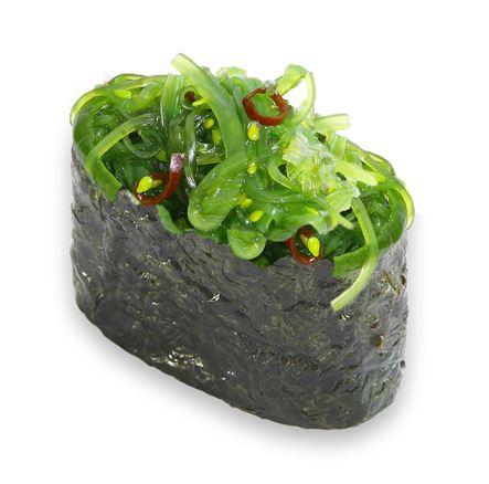 sushi goma wakame
