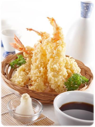 nobashi tempura
