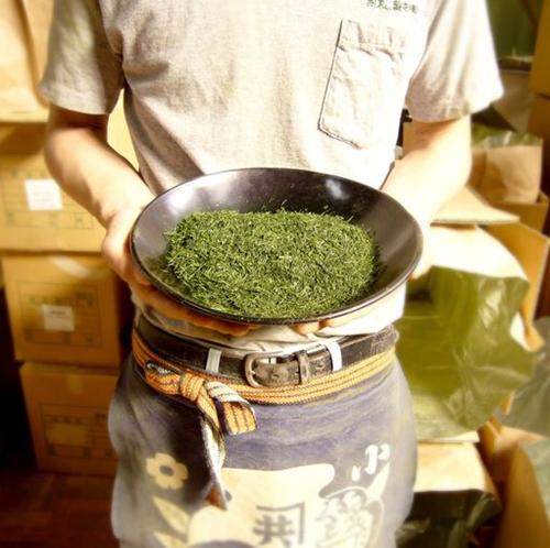sakura kukicha tea